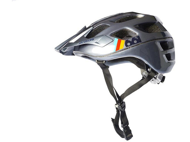 SixSixOne Recon Scout Casco, smoke gray